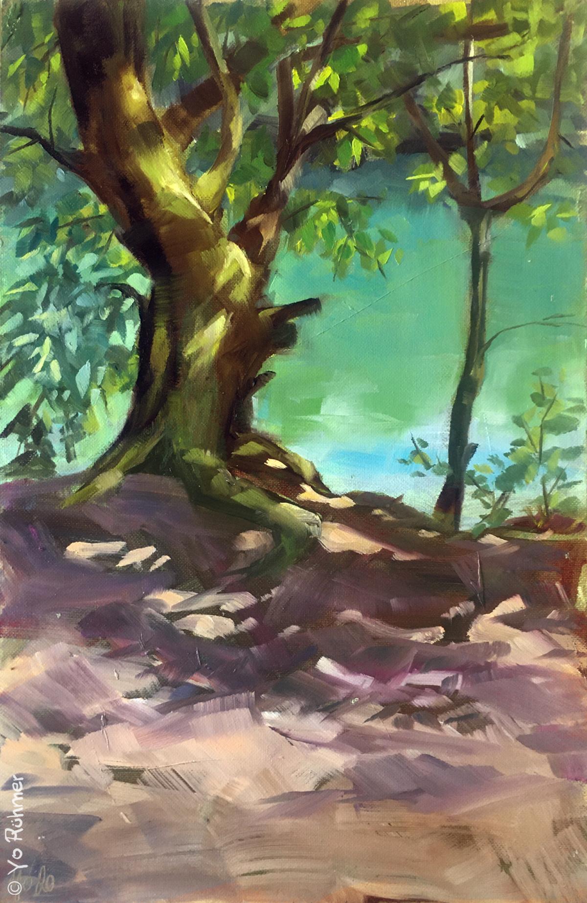 Baum_gemalt