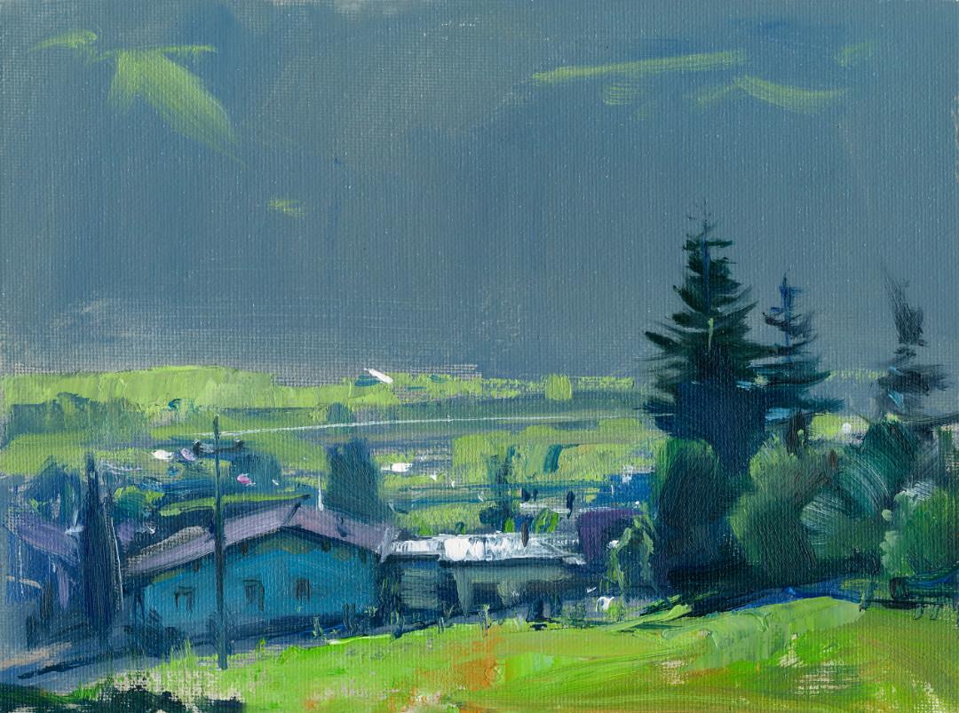 Tirol Pleinairmalerei